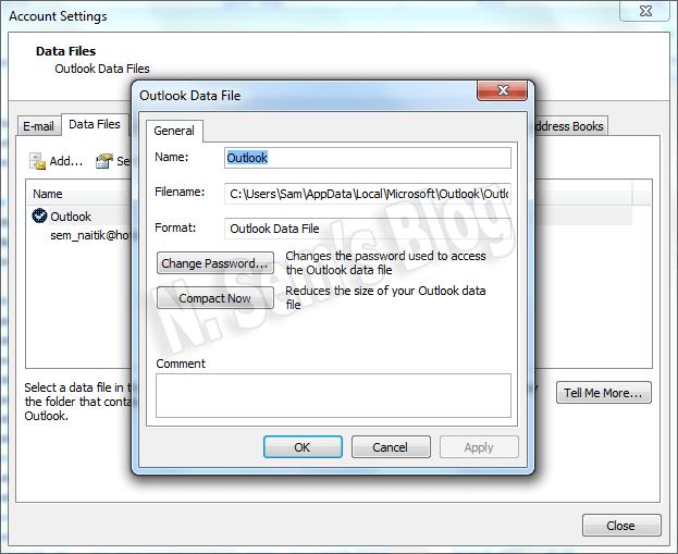 ANSI PST & Unicode PST step-5
