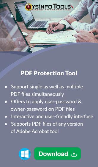 pdf protection