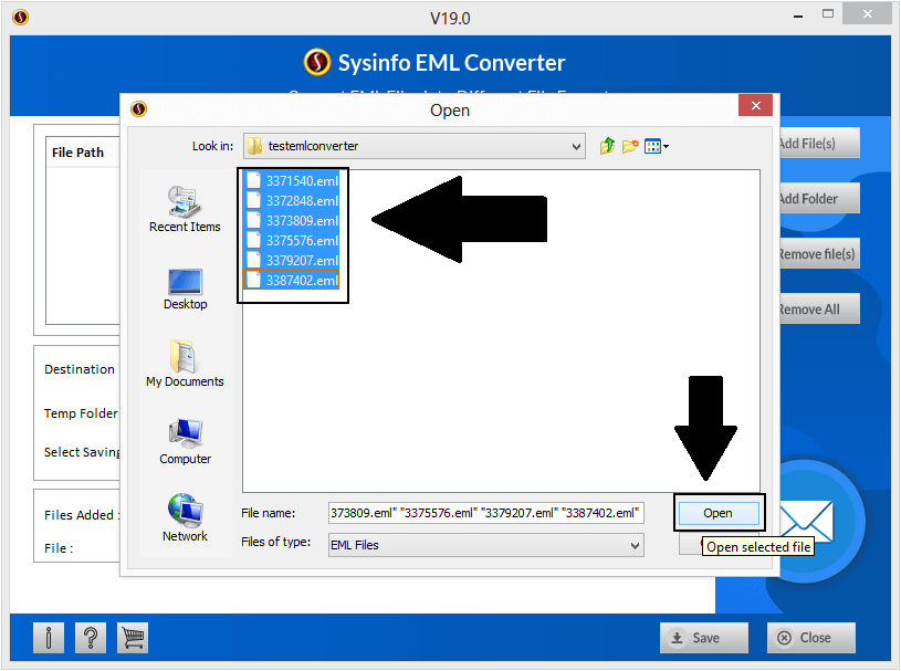 How to Convert EML Files to MBOX using EML Converter Software