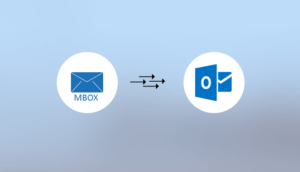 Featured Image Of Open MBOX in Outlook