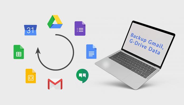 gmail backup utility