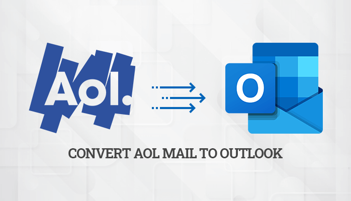convert AOL mail to outlook