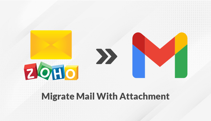 how to migrate Zoho mail to Gmail
