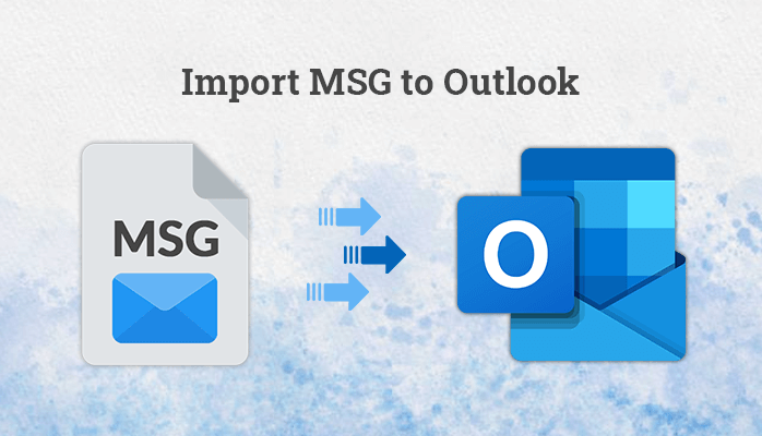 Import MSG to Outlook 365