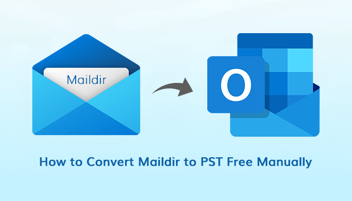 Convert Maildir to pst free
